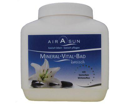 Basisches Bad Mineral Vital Bad