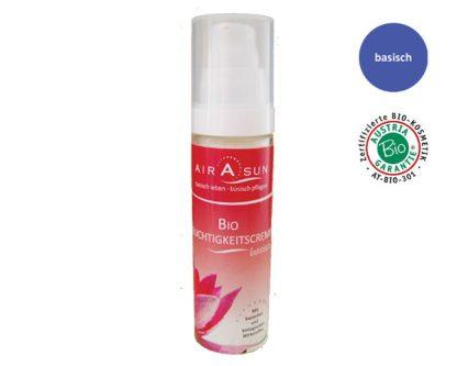 Basische Feuchtigkeitscreme bio