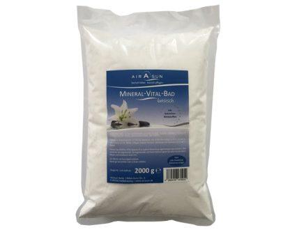 Basenbad Mineral Vital Bad