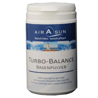 Basenpulver TurboBalance