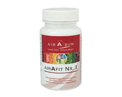 Vitamine airAfit Nr. 1